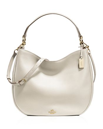 COACH - Nomad Hobo in Glovetanned Leather