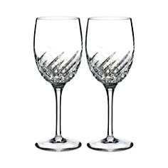 Waterford Essentially Wave Wine Glass, Set of 2 - Bloomingdale's Registry_0