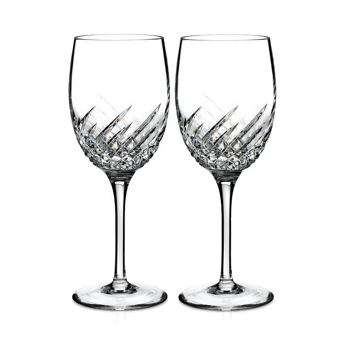 Waterford - Essentially Wave Glassware Collection