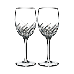 Waterford Essentially Wave Wine Glass, Set of 2-Home