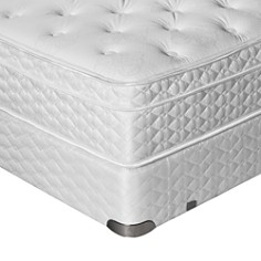 Asteria - Serene Euro Top Mattress Set