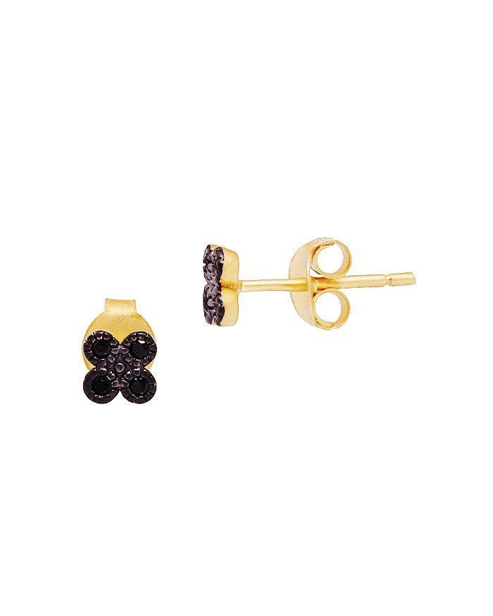 Freida Rothman - Clover Stud Earrings