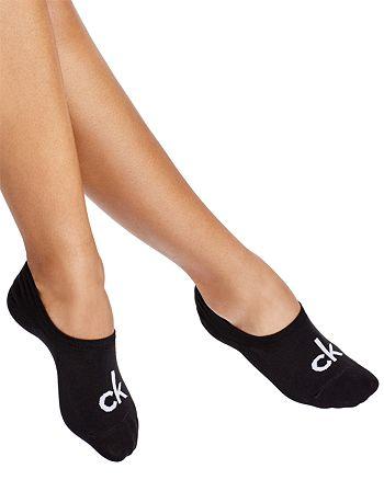 Calvin Klein - Sporty Logo Liner Socks
