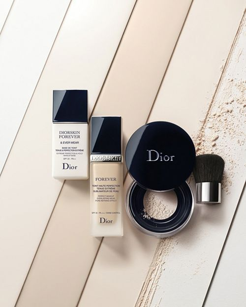 Dior - skin Forever Foundation Collection
