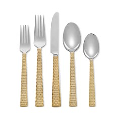 Michael Aram Palm Gold 5-Piece Place Setting - Bloomingdale's Registry_0
