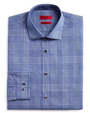 Hugo Multi Check Slim Fit Dress Shirt