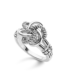 LAGOS - Sterling Silver Love Knot Ring