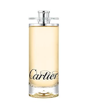 Cartier Eau de Cartier Eau de Parfum 6.7 oz.