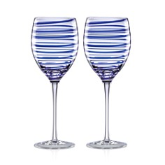 kate spade new york Charlotte Street Wine Glass, Set of 2 - Bloomingdale's_0