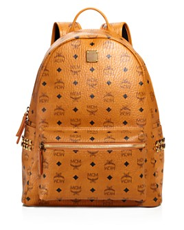 MCM - Stark Side Stud Backpack