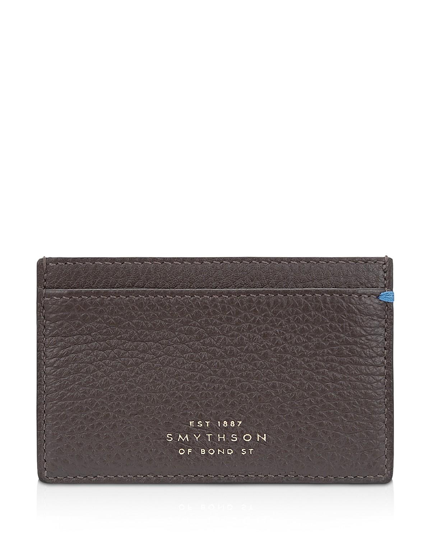 Smythson Burlington Card Holder | Bloomingdale\'s