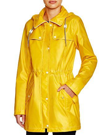 Jessica Simpson - Hooded Rain Slicker - Compare at $160