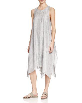 2d1f62524d Eileen Fisher Silk Handkerchief Hem Dress - 100% Exclusive ...