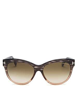 b027ad0cc5e5 UPC 664689717712. ZOOM. UPC 664689717712 has following Product Name  Variations  Tom Ford Lily FT0430 Women s Cat Eye Sunglasses ...
