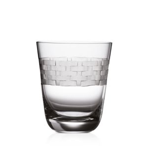 Michael Aram Palm Double Old Fashioned Glass