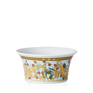 Rosenthal Meets Versace Butterfly Garden Fruit Bowl-Home