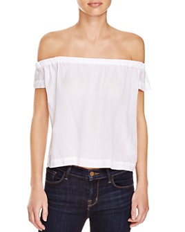 Bella Dahl - Off-the-Shoulder Top