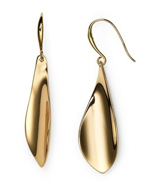 Robert Lee Morris Soho Sculptural Drop Earrings