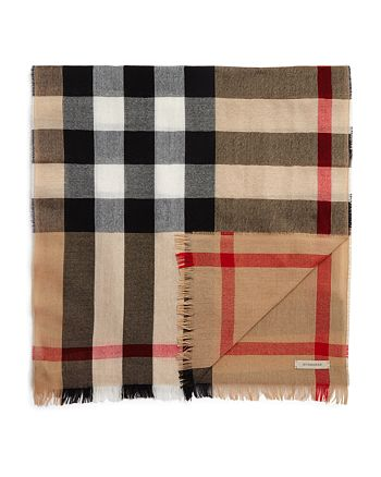 Burberry - New Crinkle Scarf