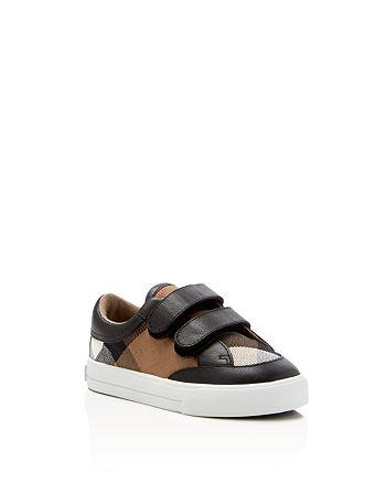 Burberry - Unisex Mini Heacham Sneakers - Walker, Toddler
