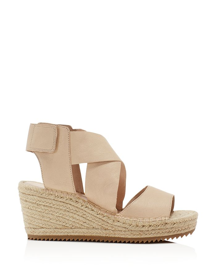 38ec7a686 Eileen Fisher Willow Espadrille Platform Wedge Sandals | Bloomingdale's