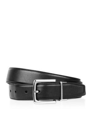 Cole Haan Matte Leather Reversible Belt thumbnail