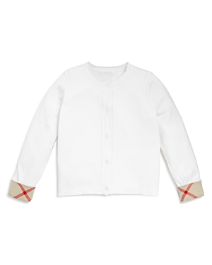 Burberry Girls Rheta Cardigan  Little Kid Big Kid