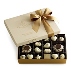 Godiva® 24 Piece White Chocolate Gift Box - Bloomingdale's_0