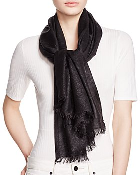 Fraas - Solid Metallic Scarf - 100% Exclusive
