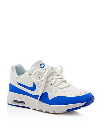 Nike Lace Up Sneakers Women's Air Max 1 Ultra Moire