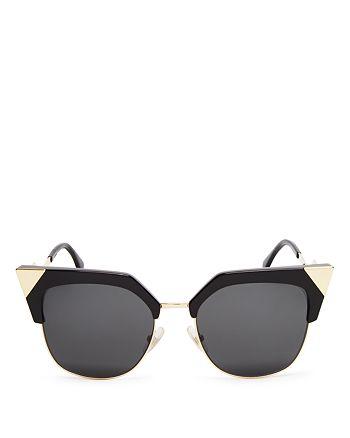 045fea9b2c5d Fendi - Women s Iridia Cat Eye Sunglasses