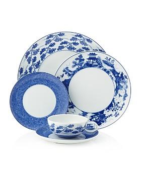 Mottahedeh - Blue Shou Dinnerware