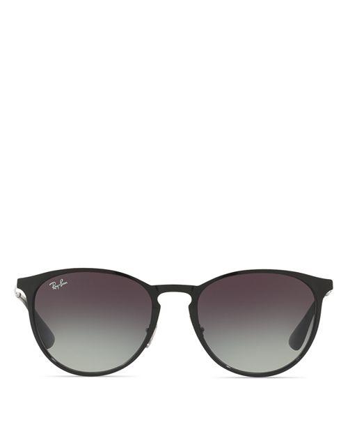 Ray-Ban - Unisex Erica Round Sunglasses, 54mm