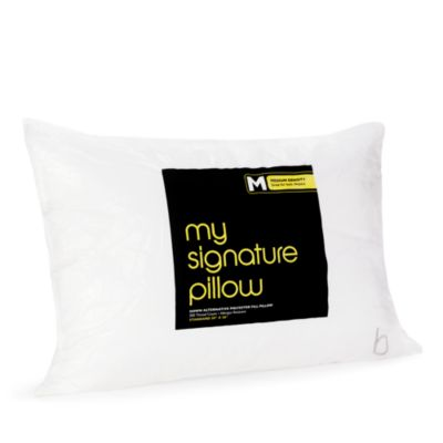 Bloomingdales My Primaloft Asthma /& Allergy Friendly Firm Pillow Queen