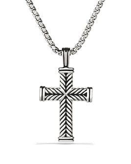 David Yurman - Chevron Cross