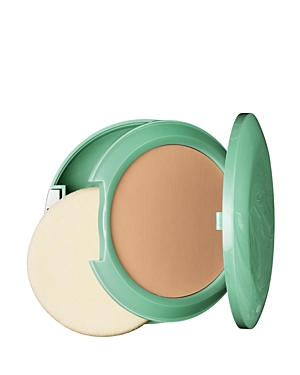What It Is: A silky, lightweight powder foundation that glides on buildable coverage to create your skin\\\'s most perfected, natural look. What It Does: Silky, oil-free formula looks like your skin-only better. Optimizes skin\\\'s varying tones to create a more even appearance. Buildable coverage lasts that feels like nothing at all. Controls shine. In a ready-to-go, ready-to-perfect compact. - Allergy-tested Free Of. - Fragrance - Oil - Parabens - Phthalates Finish: Matte, natural Coverage: Moderate