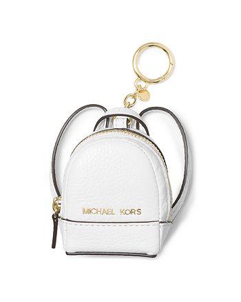 7dcf9077407d6e ... discount code for michael michael kors rhea backpack key fob b47f8 0413f
