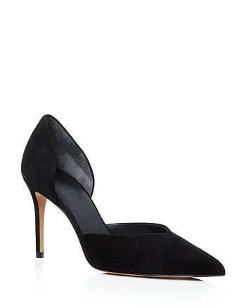 Vince - Women's Paulette d'Orsay High-Heel Pumps