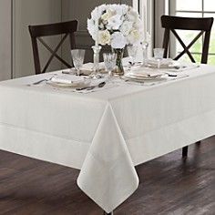"""Waterford - Corra Tablecloth, 70"""" x 144"""""""