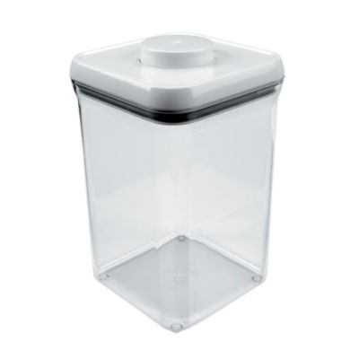 Square Lid 4 Quart
