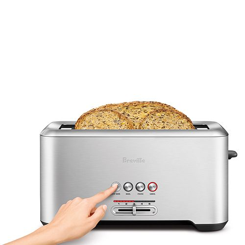 Breville - A Bit More Long Slot Toaster