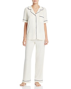 Eberjey - Gisele Short Sleeve Long Pant Pajama Set cfe5382cf