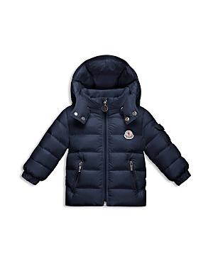 Moncler Boys Jules Matte Down Jacket  Baby
