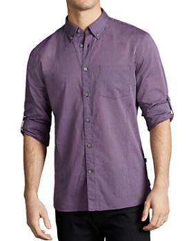 0af92bad883 John Varvatos Star USA - Basic Button-Down Shirt - Slim Fit