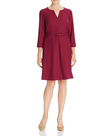 3e320cc4c7 Weekend Max Mara - Sabbia Belted A-Line Dress