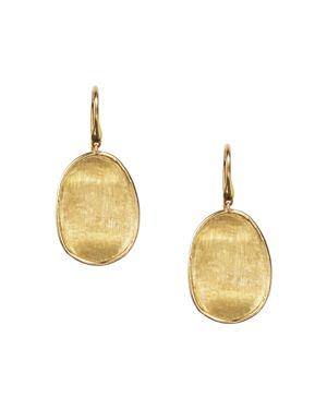 Marco Bicego 18K Yellow Gold Lunaria Drop Earrings