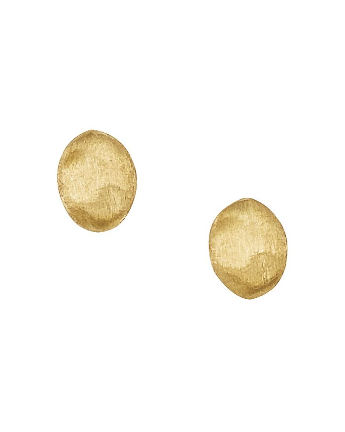 """Marco Bicego - """"Siviglia Collection"""" Gold Stud Earrings"""