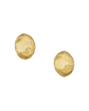 Click here for Marco Bicego Siviglia Collection Gold Stud Earring... prices