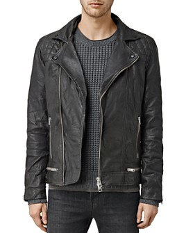 ALLSAINTS - Conroy Leather Biker Jacket