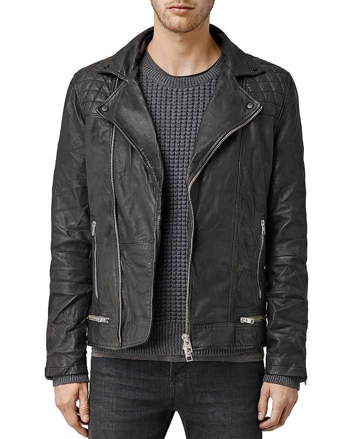 b960b37e168d4 ALLSAINTS Conroy Leather Biker Jacket | Bloomingdale's